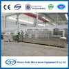 BODA Listed company microwave dryer/microwave food dehydrator/Microwave drying machine for fruit