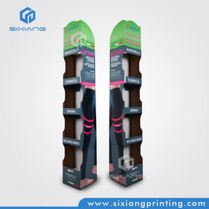 Shenzhen Factory Hot Sale Cardboard Plant Display Stands Rack for Shopping Mall