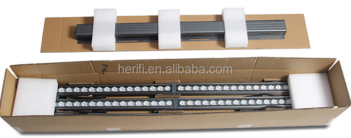 LED Horticulture Commercial Grow Lights for Seedling Flowering Fruiting Cluster Waterproof LED Grow Bars