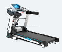 Sunport tredmill names of exercise machines With 5inch TV, Support Audio Input, heavy duty office Body Fit commercial treadmill