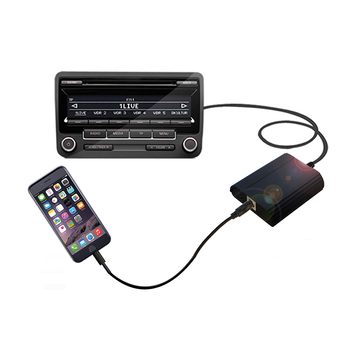 2016 Automobile Mp3 Interface For Iphone 5 6,Car Accessories Audio ...