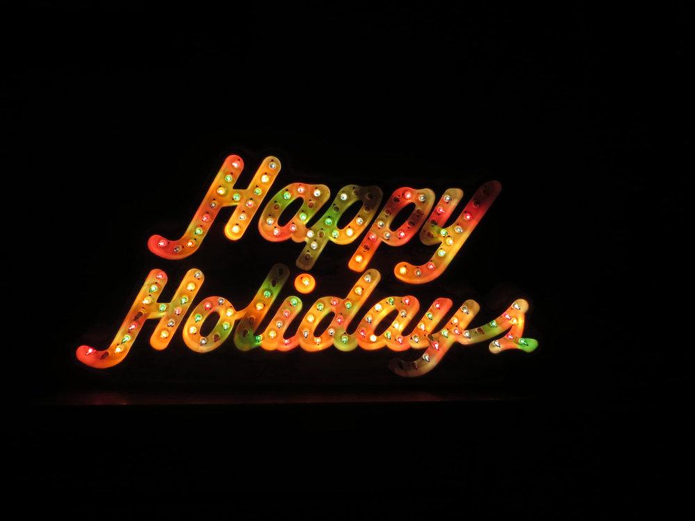Christmas Light 3d Light Box Letter Sign Changeable Letter Signs ...