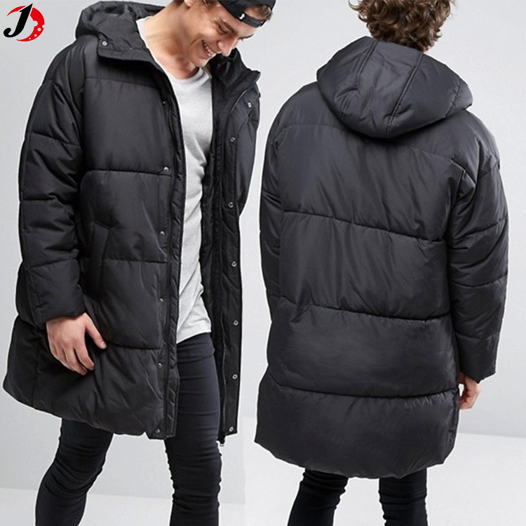 My Alibaba High Quality Winter Down Jacket Oversized Puffer Jacket With Hood