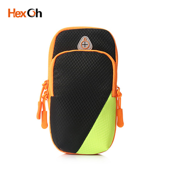 Factory direct fitness running phone Arm pocket customized mobile phone Arm pack outdoor sports arm band bag
