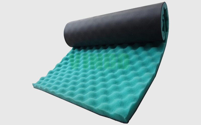 Water Pipe Insulation Material For Pipe Sound Insulation