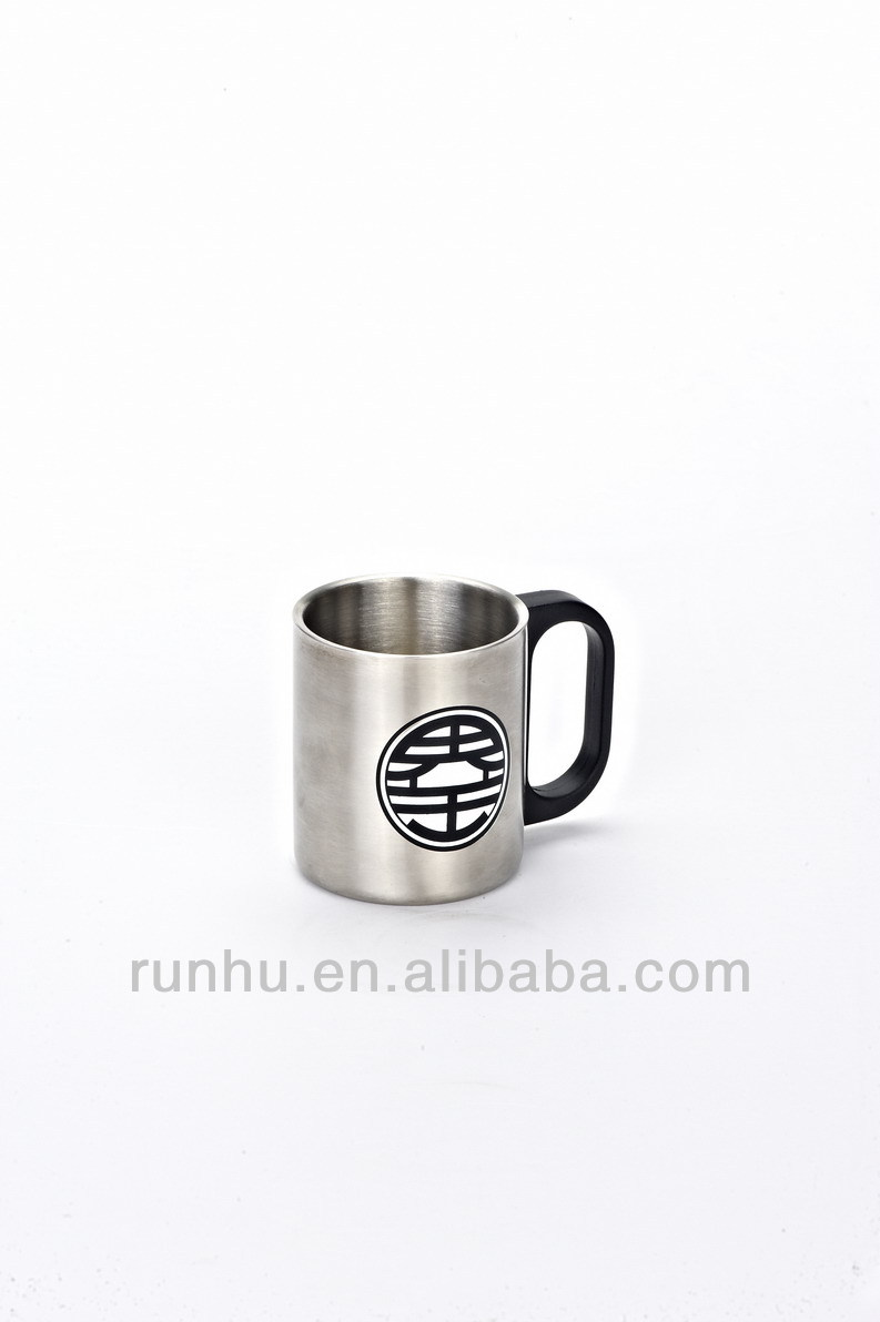 8oz indian stainless steel coffee tea cups RH245-220