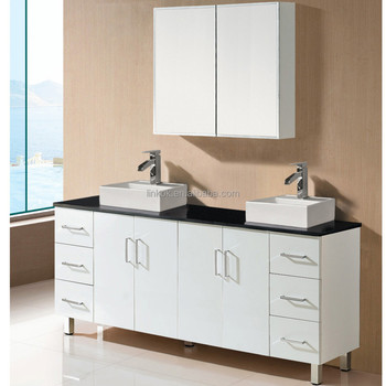 Etonnant Double Sink Bathroom Medicine Cabinet Bathroom Vanity Cabinets With Metal  Legs