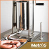 Outstanding iMettos Reliable stainless sausage stuffer canada