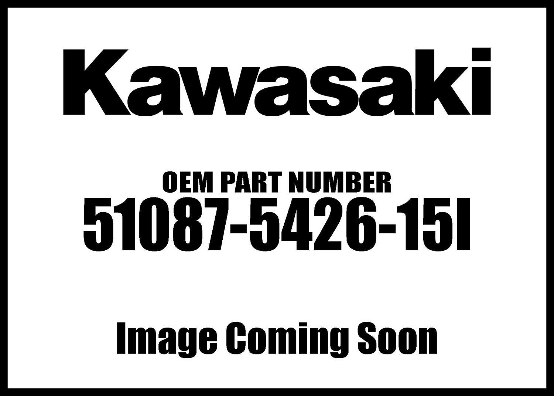Kawasaki 2014 Ninja Tank Comp Fuel P.Red 51087-5426-15I New OEM