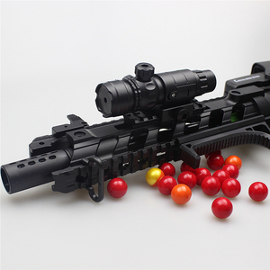 0.68 paintball products imported from China manufacturer paintball blowgun