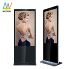 Floor Stand Android Wifi Lcd Advertising Display Video Player 55 Inch Advertising Monitor Screen Digital Signage Kiosk