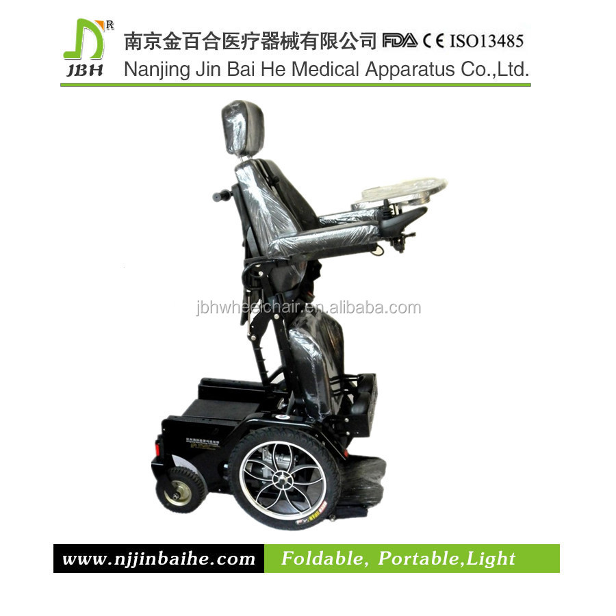 Disabled Automatic Standing Up Wheelchair