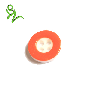 Security ECO friendly Resistance Resin Jean Button