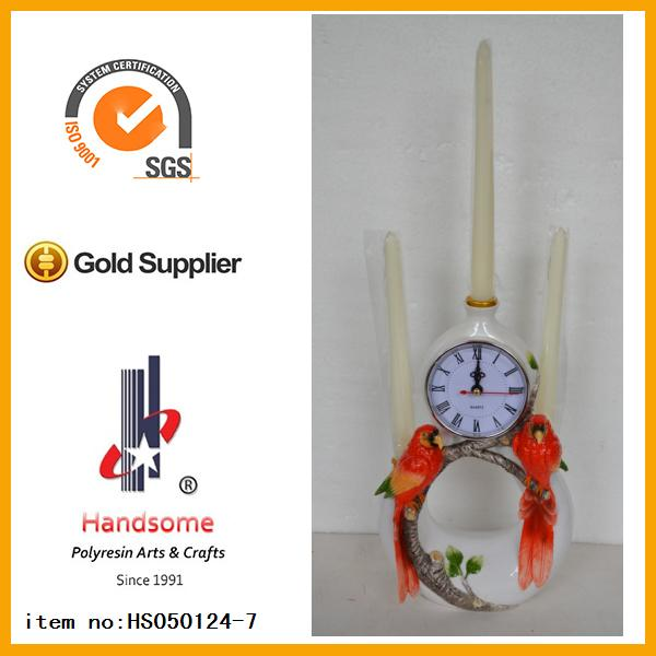 Hot sale NEW Product Wholesale Tall resin Candle Holder For weddings