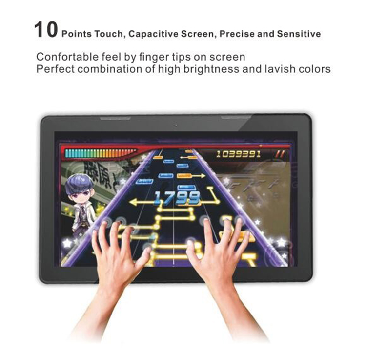 Baru 1920X1080 IPS 13.3 Inci Tablet Full HD 2 GB RAM 4G LTE 10000 MAh Bisnis Tablet pc