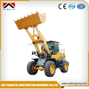 New Construction Machine Heavy Equipment Wheel Loader ZL936