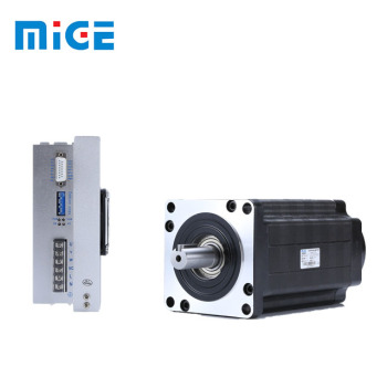 50Nm 220V 3 phase hybrid step motor with driver
