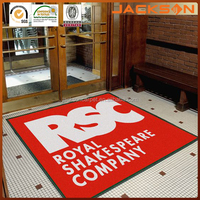 New Brand Design Printed Anti Slip Waterproof Floor Mat With CE Certificate