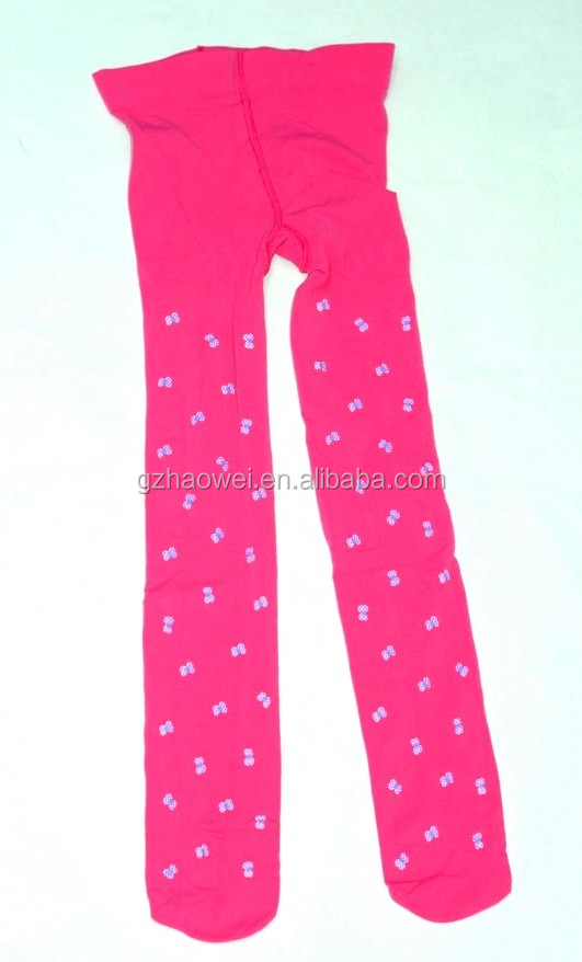 hot seller made in china kids tights for girls