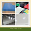 Hot sale hdpe plastic sheet with customized color