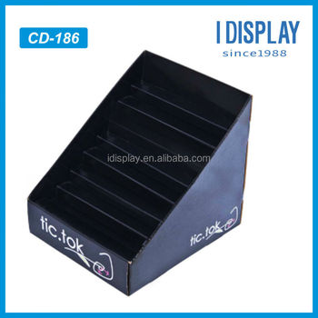 Pop Pos Template Cardboard Display Box For Magazine Holder Buy Mesmerizing Magazine Holder Template
