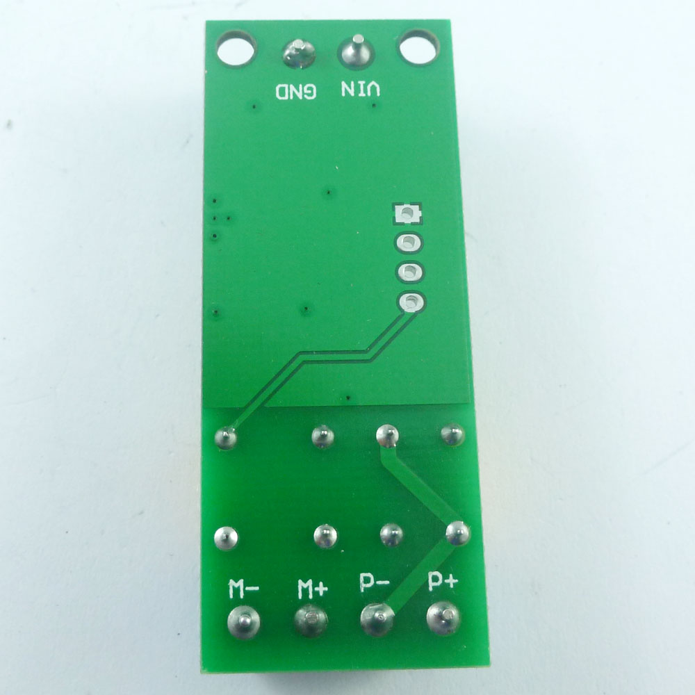 Dc 5v 6v 9v 12v Motor Reversible Controller Time