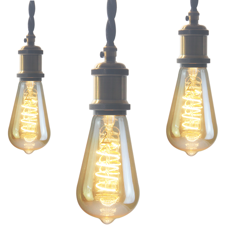 Dimmable Clear Glass LED Filament <strong>Bulb</strong> E27/B22Led Filament <strong>Bulb</strong> Light, LED <strong>Bulb</strong> Filament ST64