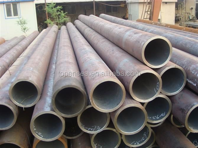 seamless low carbon steel pipe price list mild steel plate astm a36/ st37 / st52 with painting and marking