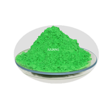 Green reversibale thermochromic pigment powder