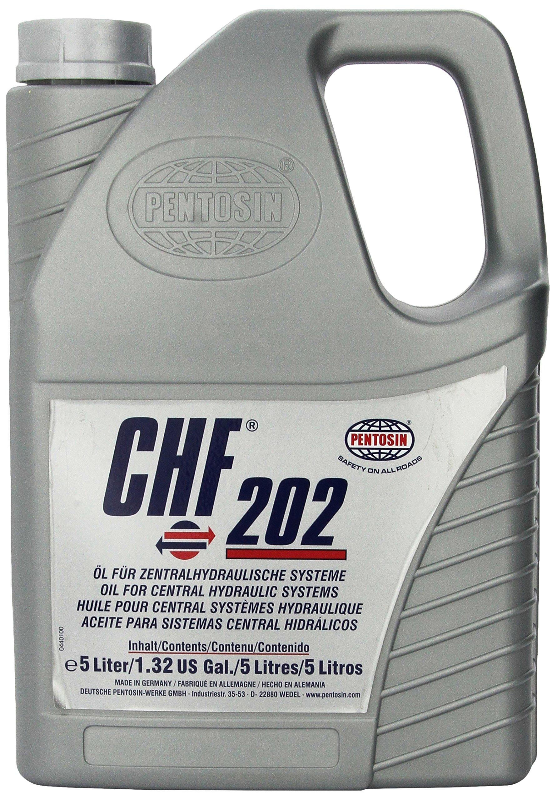 Buy Pentosin 8403107 CHF 202 Synthetic Hydraulic Fluid, 1