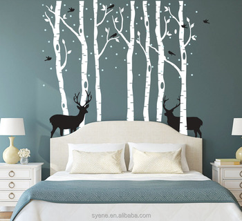 3d Wall Stickers Home Decor Xl Tree Wall Decals 3d Art Vinyl Custom