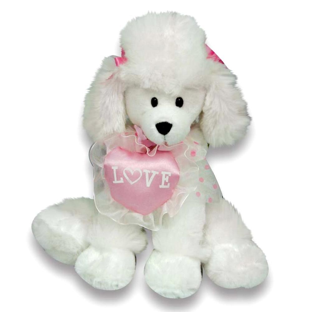 02c72c79fde Pink Poodle Beanie Baby Worth - Parchment N Lead