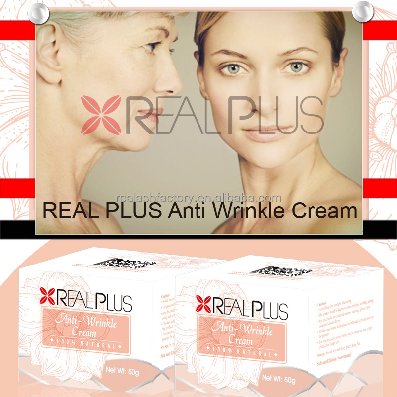 Herbal anti wrinkles collagen skin natural face anti age cream