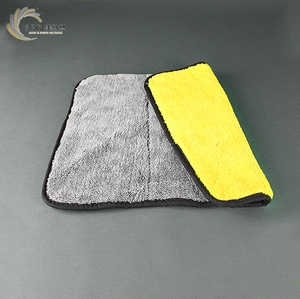 High Quality Super Water Absorption Thick Microfiber Car Cleaning Cloth Car Wash Towel