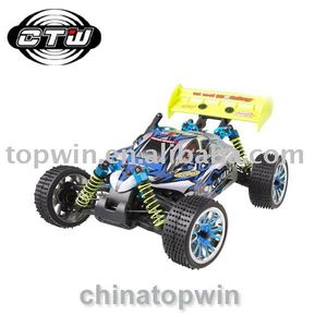1:16 Scale 4WD Nitro Gas RC Cars Hobby Powered Off-Road Buggy