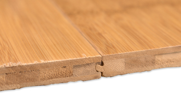 High Quality t&g lock strand woven bamboo flooring  10 mm 17 mm thickness