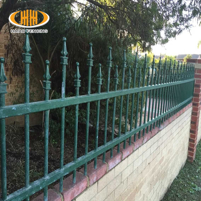 Anping Haiao Prefab Fence Panels Steel Galvanized Steel Deer Fence - Buy  Prefab Fence Panels Steel,Steel Fence Posts,Galvanized Steel Fence Panels