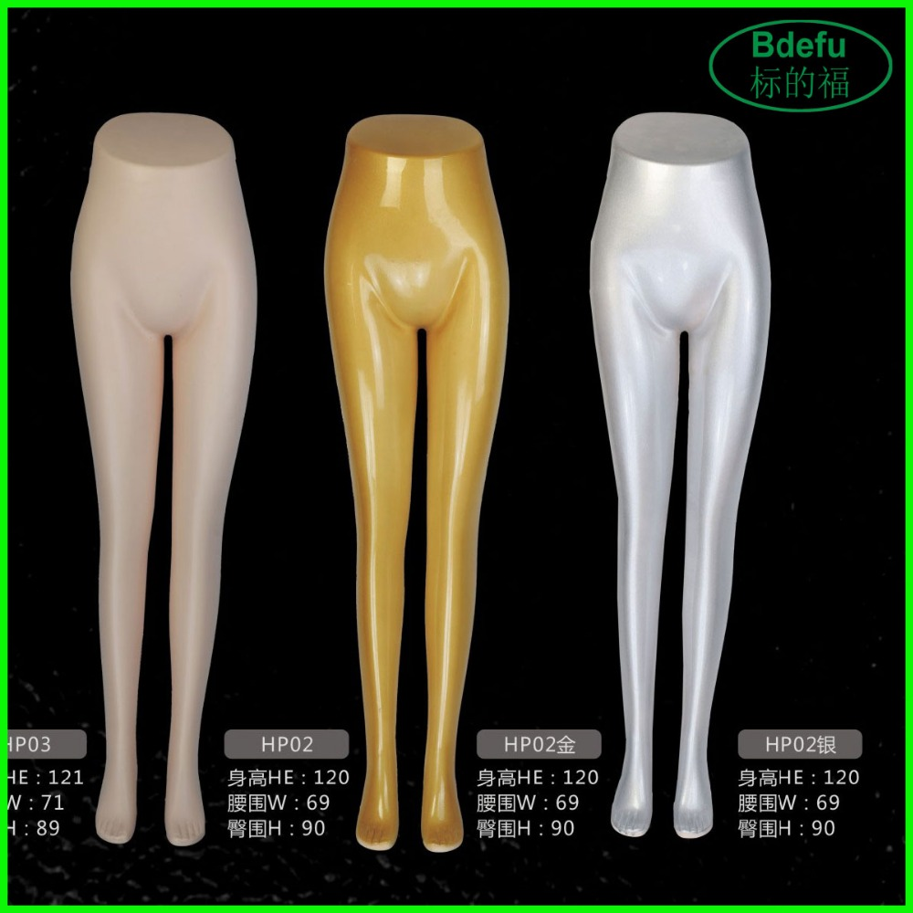 cheap cheap display plastic legs mannequins/female mannequins legs on sales