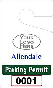 Cheap Parking Tag Template Find Parking Tag Template Deals On Line - Parking permit template