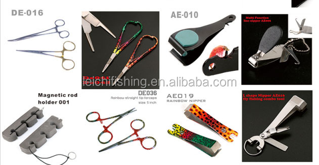 "5"" Adjustable Tention fly tying scissors tools"