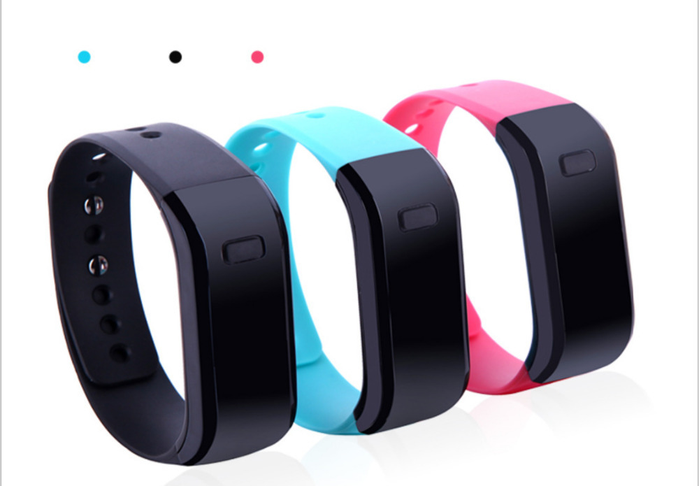 2015 New Sport Smart Wristband Bluetooth Bracelet with Passometer Fitness Sleep Tracker Watch Alarm Clock Sleeping Monitor
