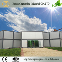 China Best Supplier Modern Prefab Trailer Container Model Houses