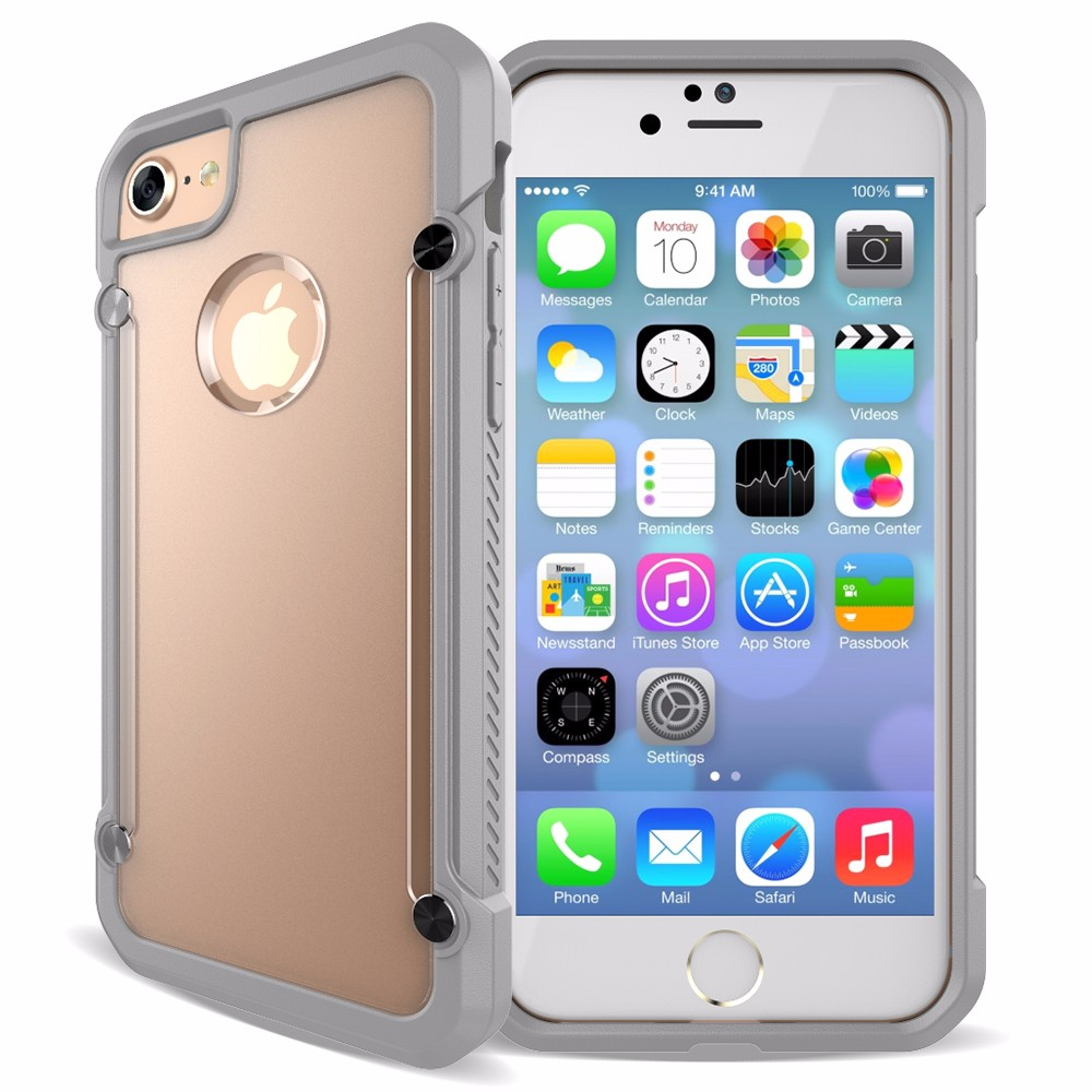 Wholesale Cheap Case PC For iPhone 7 Waterproof Phone Case Wholesale Price