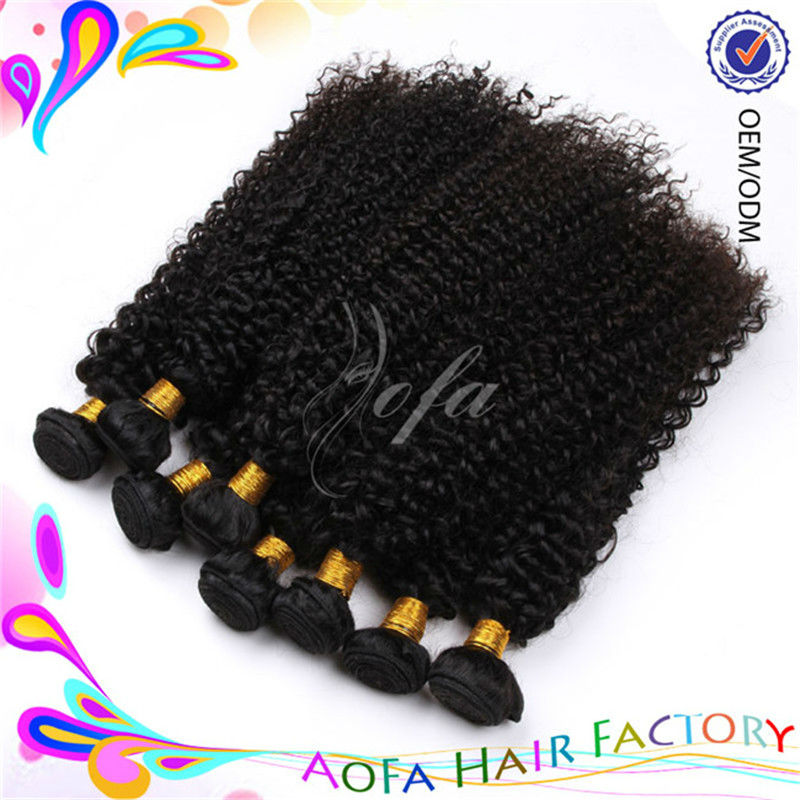 100% raw unprocessed 5A grade tangle free & no shedding cambodian loose curly hair wefts