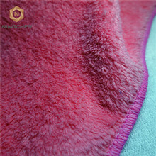 Anti-Static Knitted Cheap Coral Polar Fleece Fabric Knit Solid Dyed China manufacturer Anti-Static Knitted Cheap Coral Polar Fle