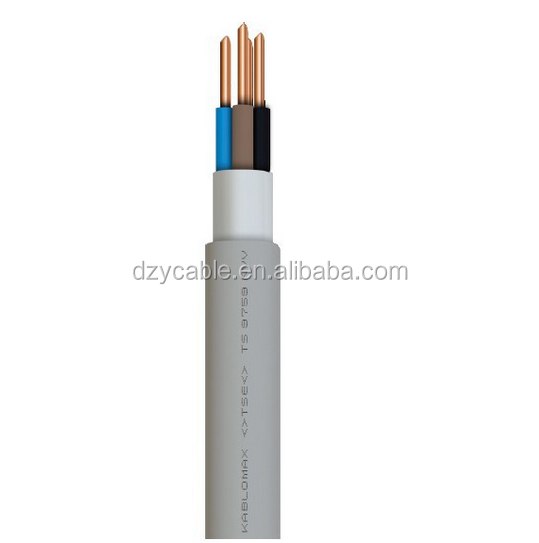 NVV (NYM) Low Voltage Energy Cable