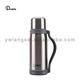 Stainless steel bottle outdoor vehicle-mounted large-capacity Super insulation flask Vacuum travel kettle thermos