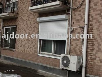 Rolling Shutter/Patio Door/Insulated Roller Shutter/Security Shutter  Window/Aluminum Shutter