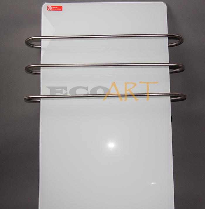 sano radiant torre scaldino termostato controllato bianco bagno riscaldatore a infrarossi