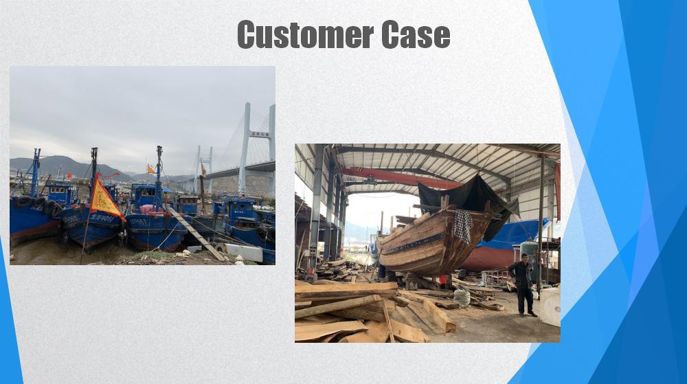 2019 hélices de barco de cauda longa inoxidável 7gs6 6hp quentes/hélices de motor de popa a diesel para barco